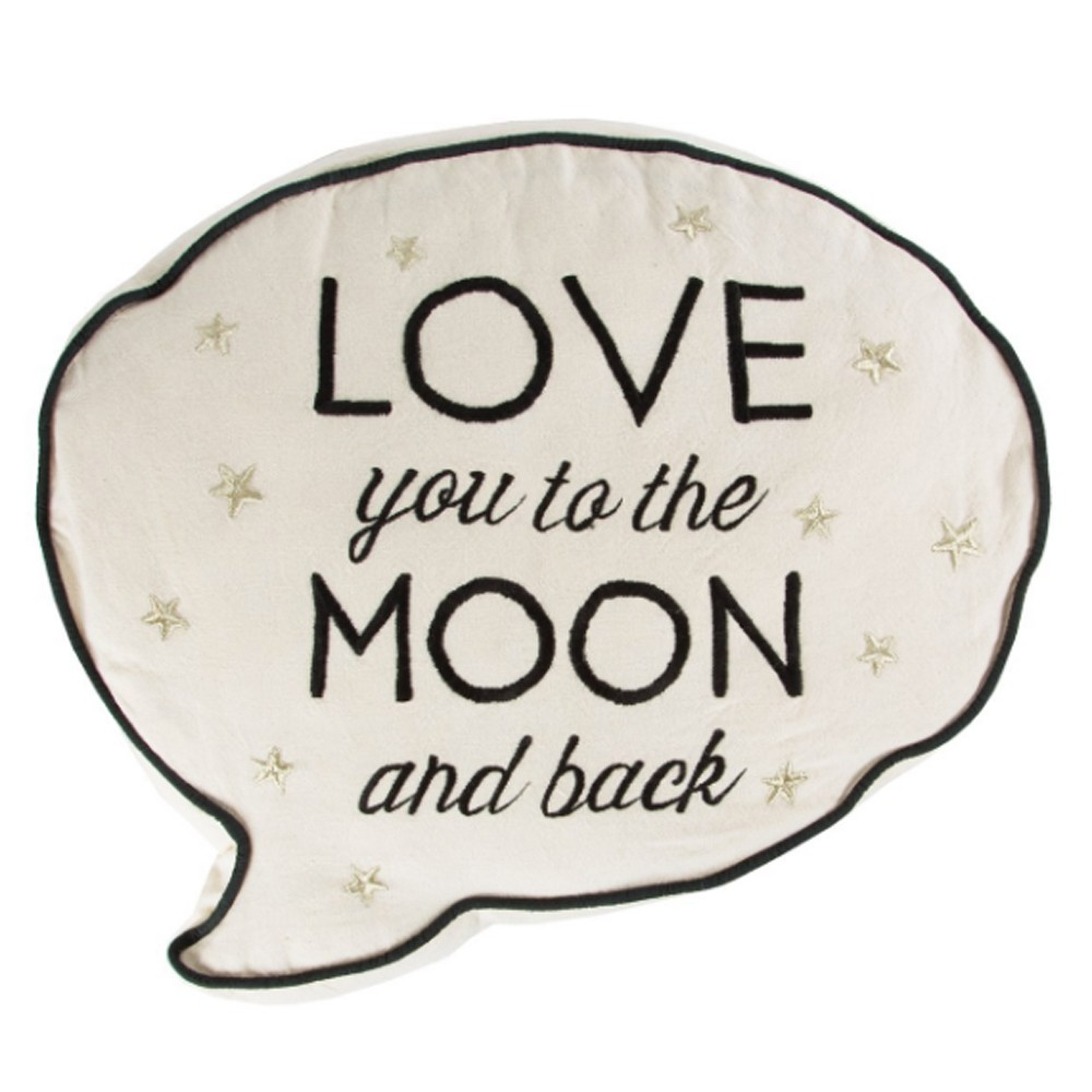 Almofada Love you to the moon
