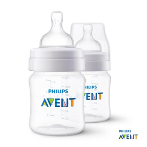 Kit de Mamadeira Clássica 125 ml -Philips Avent