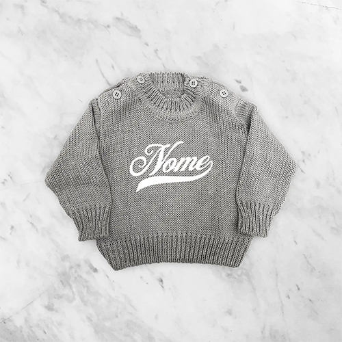 Tricot Personalizável